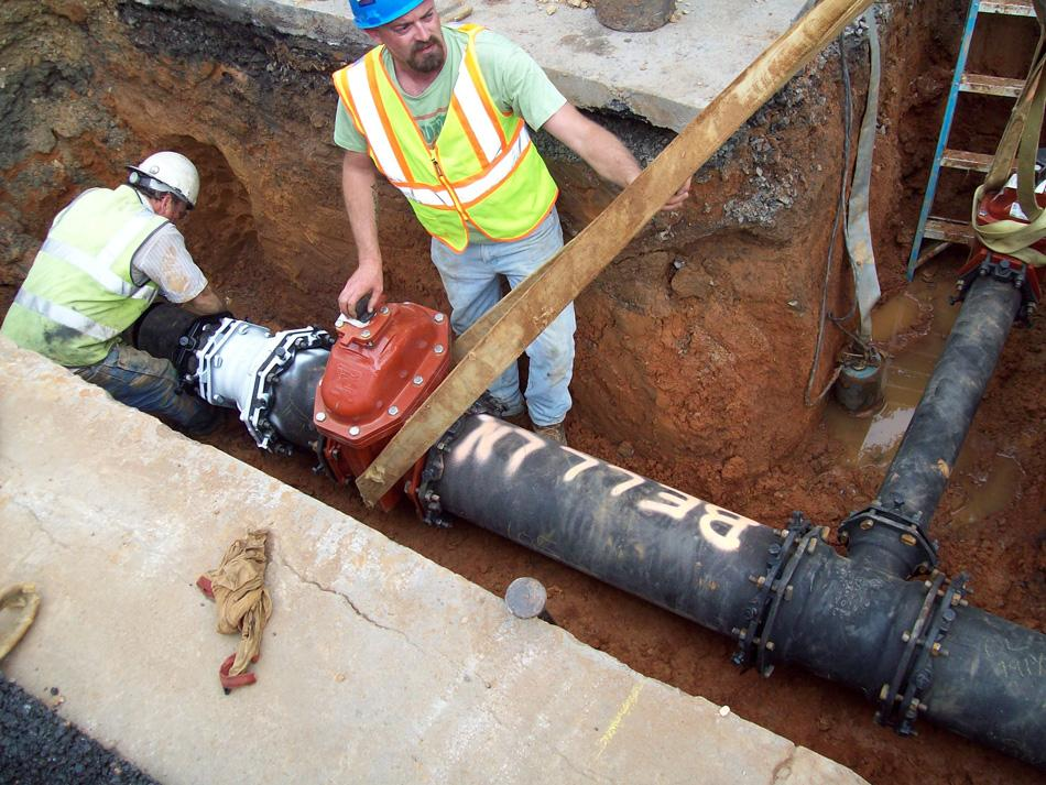 Keedysville Maryland Main Street Water Main Replacement