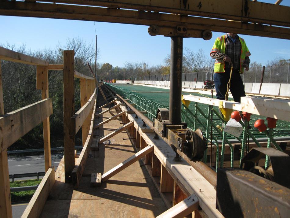 Deck Replacement Amp Rehabilitation Of Bridge No 21138 On