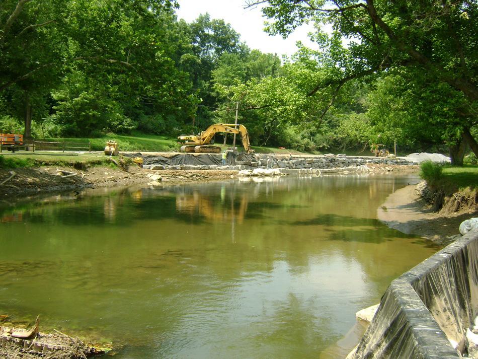 Devil S Backbone Park Rehabilitation Project C William