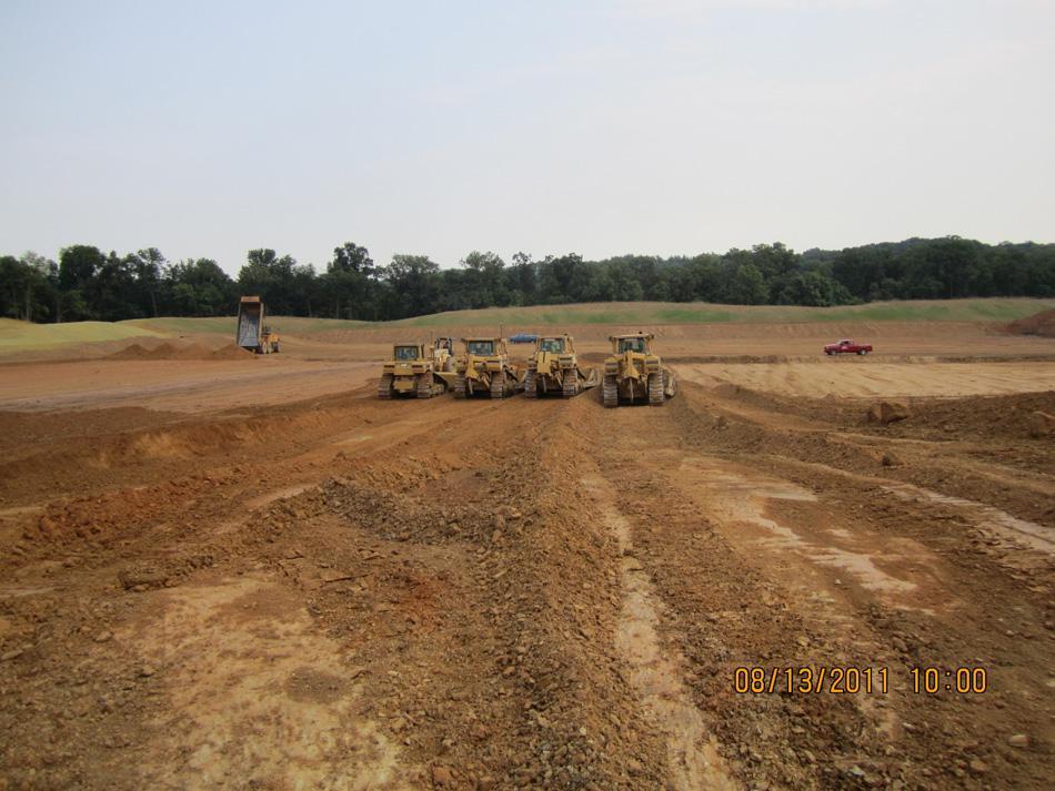Sanitary Landfill Cells 6 Amp 7 For Washington County